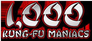 1,000 Kung-Fu Maniacs (C64)