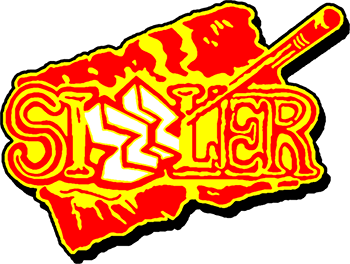 Sizzler (C64) by Psytronik Software