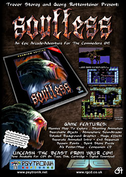 Soulless (C64)